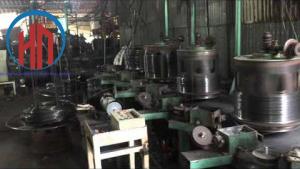 Máy kéo thép liên hoàn