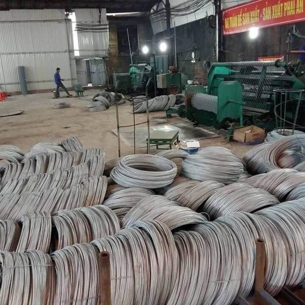 Xưởng dệt dây mạ kẽm lưới b40