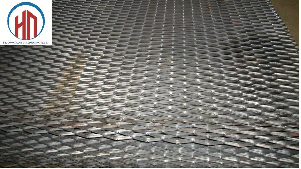 Lưới dập giãn dạng tấm
