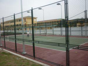 Hàng rào Lưới B40 Sơn Tĩnh Điện